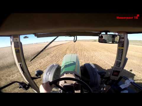 Рабочий день на ферме в США часть четвертая.№16
