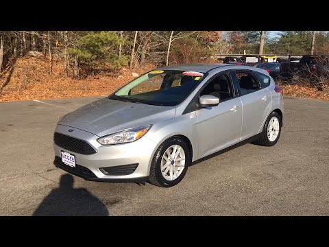 2018 Ford Focus Plymouth, Marshfield, Pembroke, Weymouth, and Brockton, MA IC7982P