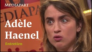 French actress Adèle Haenel accuses filmmaker of 'sexual harassment' when a minor