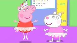 Ballett mit Peppa | Cartoons für Kinder | Peppa Wutz Neue Folgen