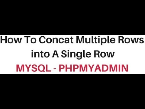 How to insert multiple rows in mysql using phpmyadmin