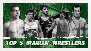 Top 5 Iranian Wrestlers - United World Wrestling