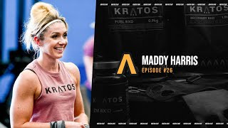 KRATOS Chat Podcast | Maddy Harris | Career, Consistency and Competition