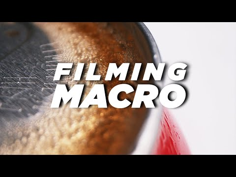 MACRO FILMMAKING | How I film Product Shots!