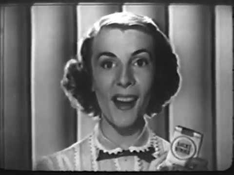 College High School 1950s Commercials for Lucky Strike cigarettes
