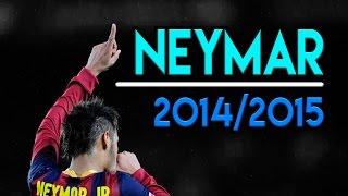 Neymar jr. ● all goals, skills, assists ● fc barcelona 2014-2015 hd