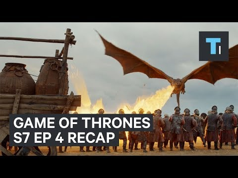 8 details you might have missed on season 7 episode 4 of 'Game of Thrones'