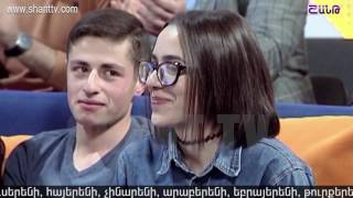 X Factor4 Armenia Diary Bands' formation and rehearsals before 4 chair challenge 26 01 2017