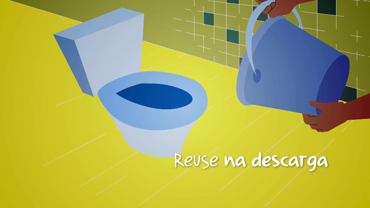 Vídeos Educativos EBC - Reaproveitamento da água