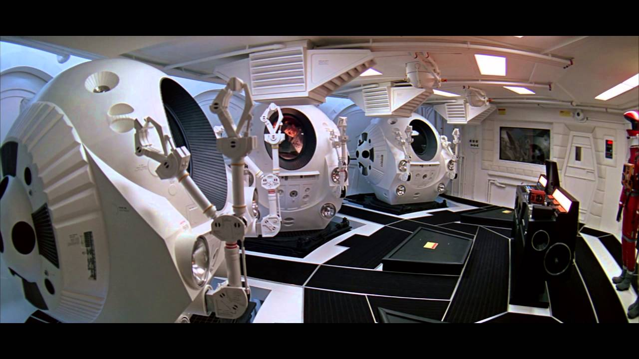 Download 2001: A Space Odyssey - Hal's Watching