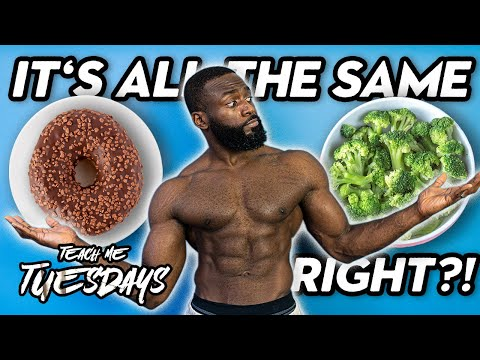 All Calories Are Equal For Weight Loss! | Gabriel Sey