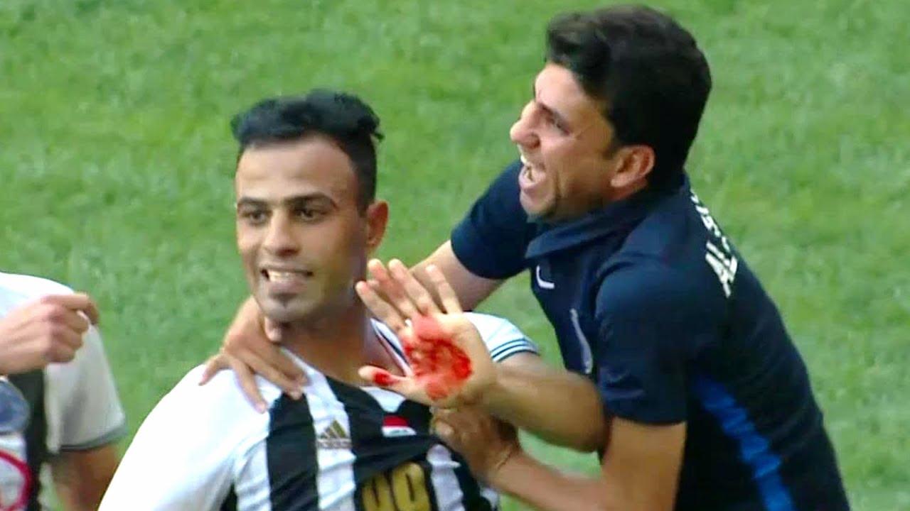 ملخص مباراة النجف 3-2 الطلبة | تعليق إبراهيم الهشال | الدوري العراقي الممتاز 2019/5/2