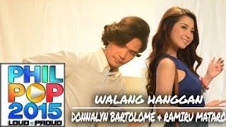 Donnalyn Bartolome and Ramiru Mataro - Walang Hanggan [Official Behind-The-Scenes]