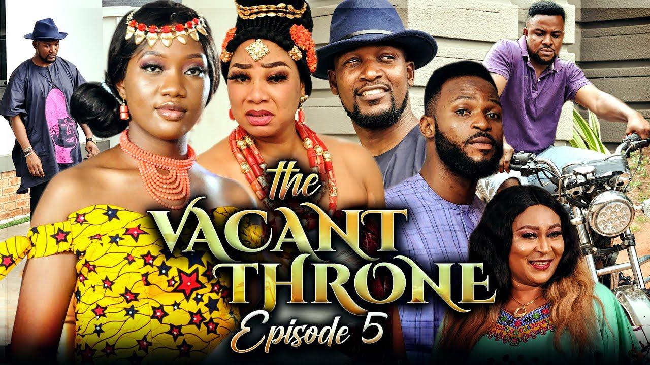 Download THE VACANT THRONE 5 (New Movie) Chinenye Nnebe/Wole Oj/Daniel 2021 Trending Nigerian Nollywood Movie
