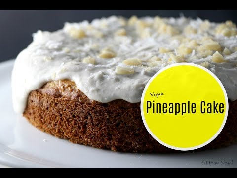 vegan-pineapple-cake