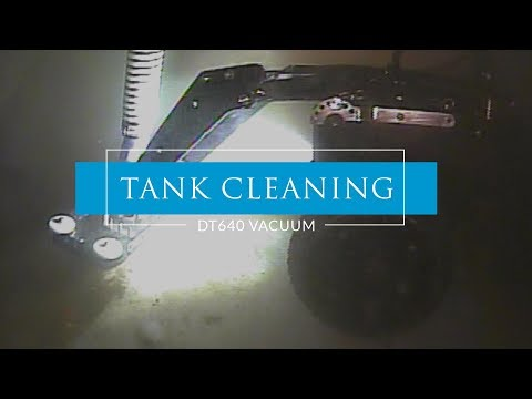 Water Tower and Tank Vacuum Cleaning