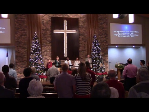 First Reformed Church 8:30 service December 3, 2017