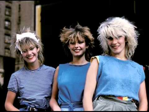 "Bananarama ""No Feelings"""