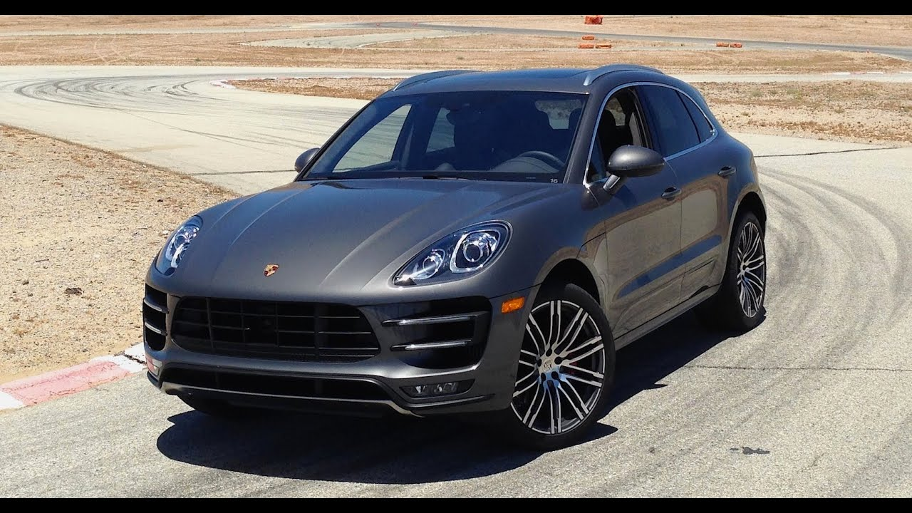 2015 porsche macan macan turbo first drive with hurley haywood at willow springs raceway youtube