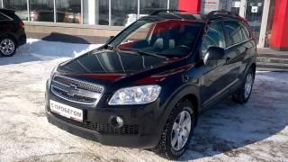 видео Продажа Chevrolet Captiva 2012 года 2.2 л, пробег 76 тыс.км. Одесса