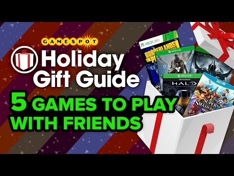 5 Games To Play With Friends Gamespot Holiday Gift Guide