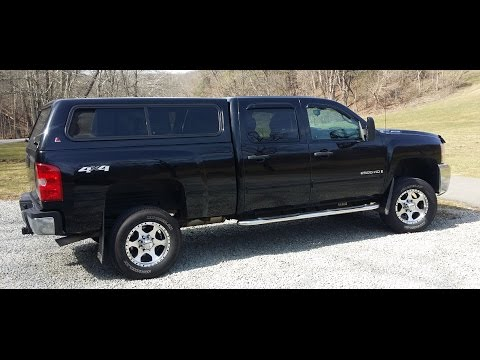 Silverado 2500 lift kit install - control arms, shocks, axles, front diff (part 2)