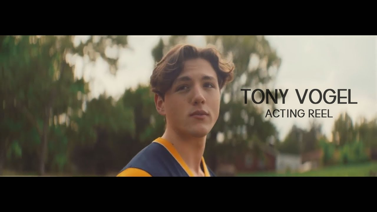 Tony Vogel Acting Reel 2019