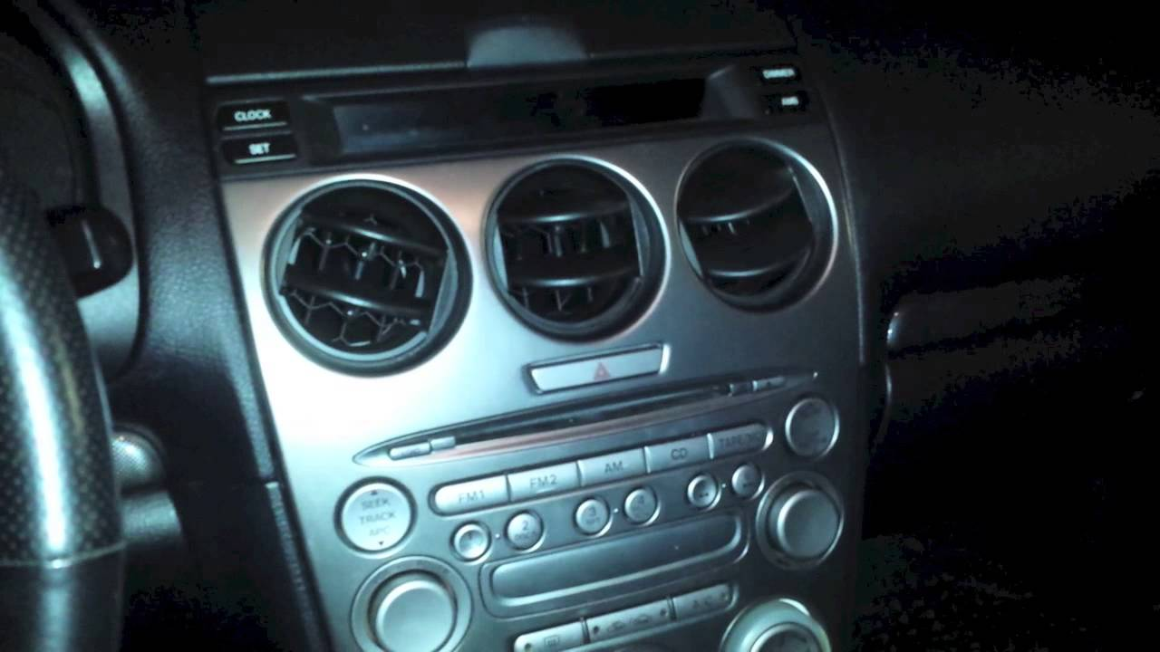 How To Install Auxmod Mazda 6 2003 2007 Youtube