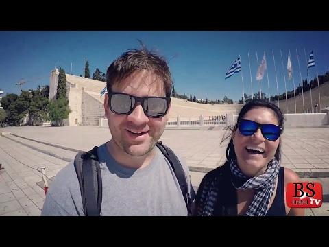 S3 E4:  BIG NEWS to share! Athens, Greece Travel Guide