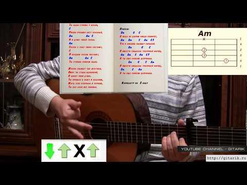 Видеоурок на гитаре петлюра