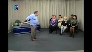 Хасай АЛИЕВ. Здоровье и метод «Ключ». Передача 4.1 (29.09.2012, Часть 1). Семейный доктор(Передача