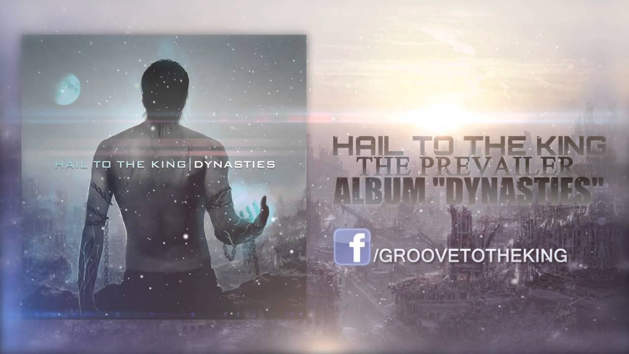 Hail to the King - The Prevailer (Feat. Saud Ahmed of The Holy Guile) (Album Stream)