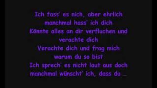 Silla - Ich hasse dich zu lieben (Lyrics)