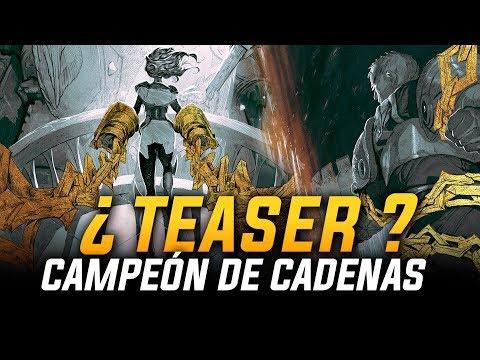 ¿Teasers del Nuevo Campeón de Cadenas? League of Legends thumbnail