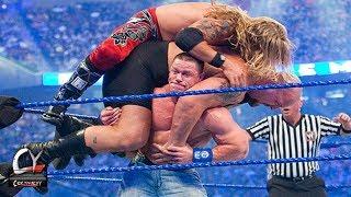 Top 5 Wrestler WWE più forti