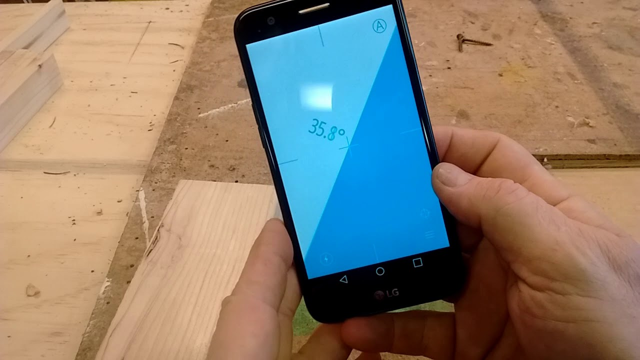 Angle Finder App >> How To Measure Angles With Your Phone