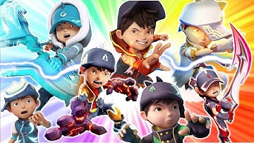 Ya Rabbana Tarafna Tenangkan JIWA - BoBoiBoy The Movie 2