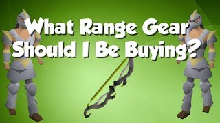 Baixar What Gear Should I Buy Next?   Ranged [OSRS]