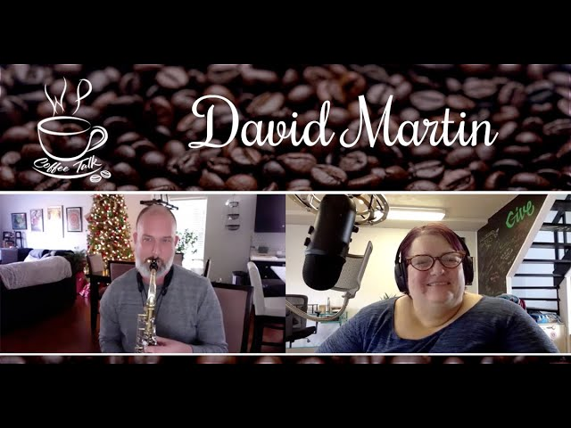 WPCoffeeTalk: David Martin