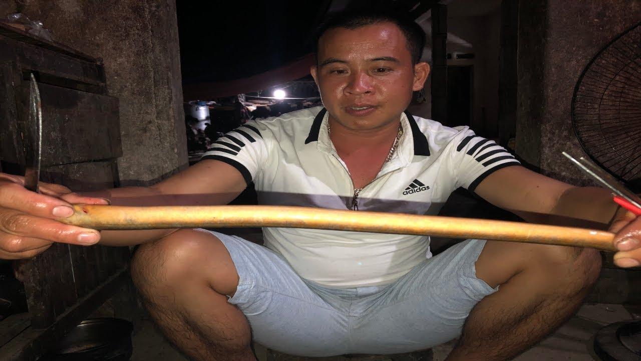 Lươn lội ngược dòng / gã nông dân với bí quyết món cháo lươn