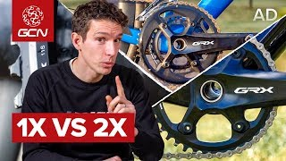 1x Vs 2x Groupsets: Which Is Best For Your Gravel Bike?