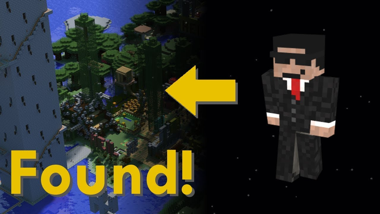 The Missing 8b8t Base FOUND! (With Proof)