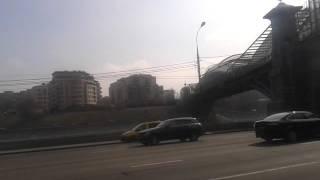 Moscow Kievskiy vokzal 1