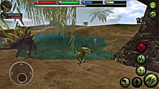 Ultimate dinosaur simulator: A.I Dino. Battles