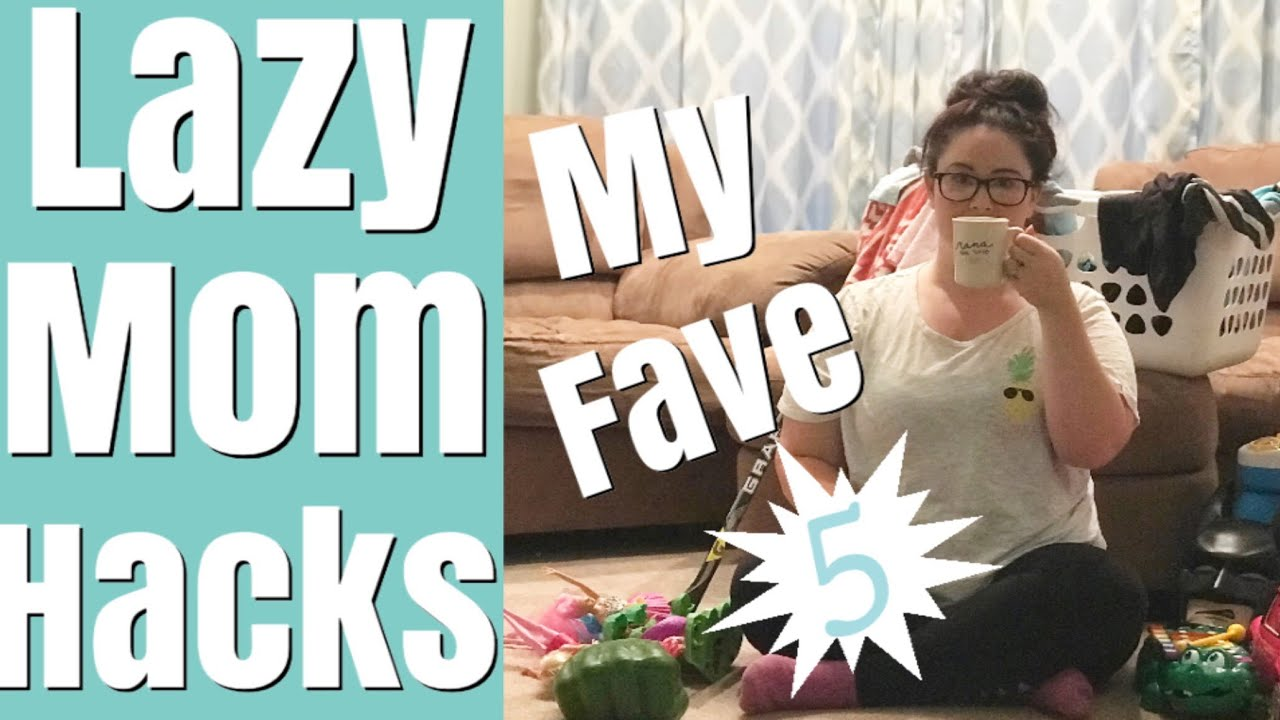 Download LAZY MOM HACKS! // MY FAVORITE HACKS // COLLAB WITH BEINGTHEBRAXTONS