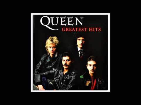 Queen - Greatest Hits - Don't Stop Me Now (FLAC)
