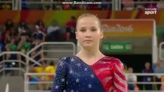 Madison Kocian USA Qual UB Olympics Rio 2016