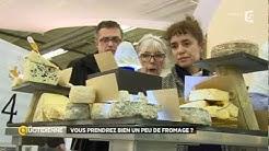 Le plus beau plateau de fromages de France