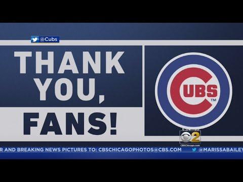 Cubs Season Over