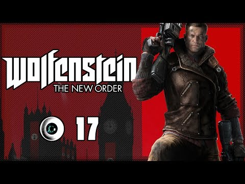 WOLFENSTEIN: THE NEW ORDER [17] 🔞 Fly me to the moon | Let's Play | Deutsch | UNCUT